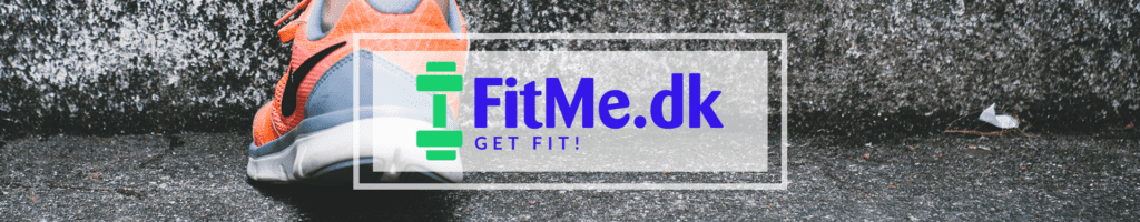 FitMe.dk Banner