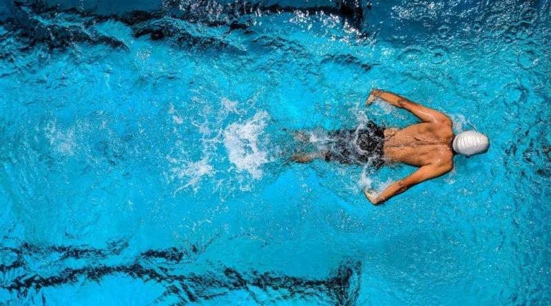 Kalorieforbrænding ved svømning