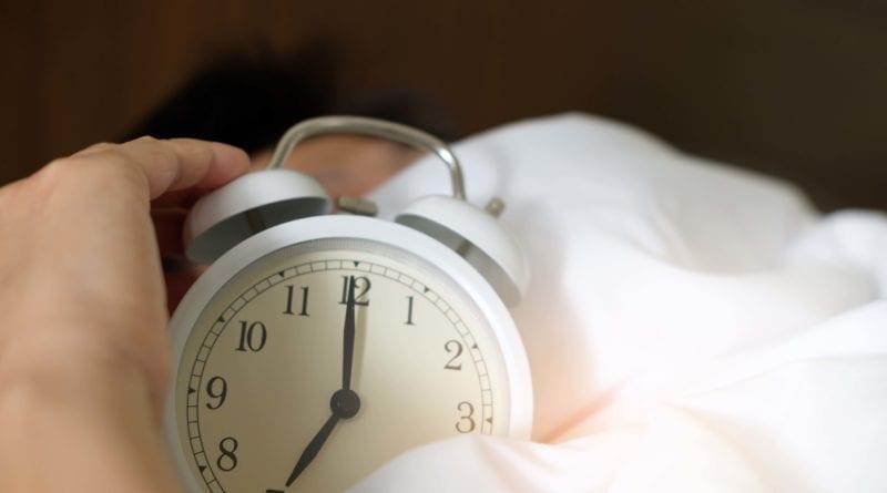 Sover du nok
