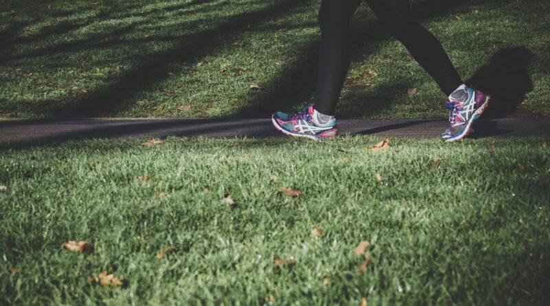 Skal du gå eller løbe